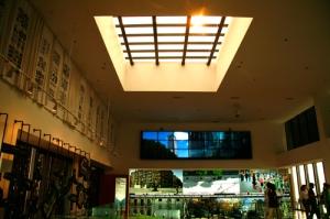 Onyx Solar Photovoltaic Atrium