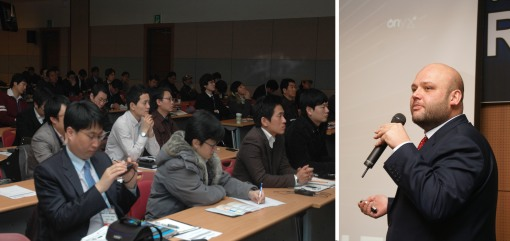 Onyx Solar Conference in S.Korea